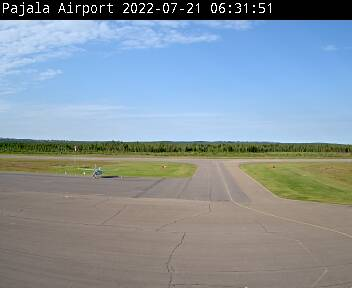 Webbkamera - Pajala-Ylläs Airport